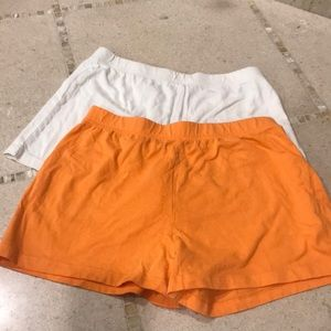 Set of 2 girls shorts